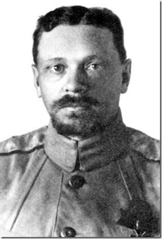 Каппель в 1918 году