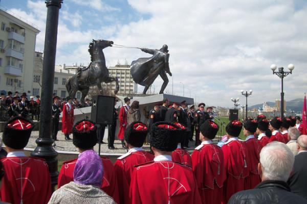 Памятник Новороссийской катастрофе