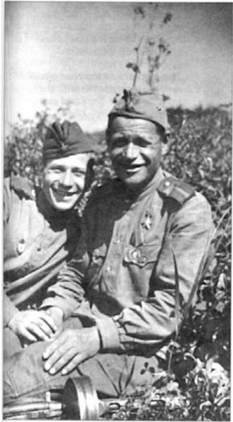 Роман Смищук с сыном