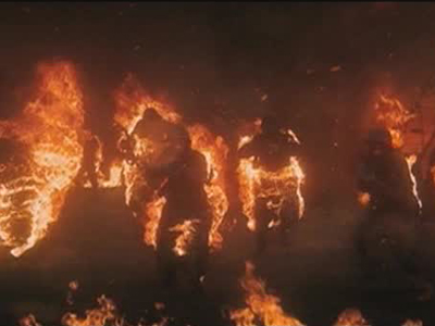 Огненная атака