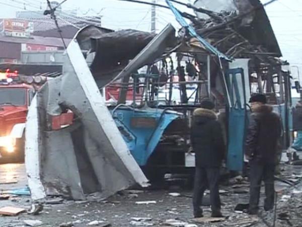 Теракт в Сталинграде