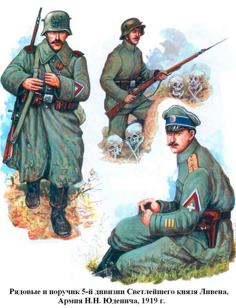 Ливенцы 1918