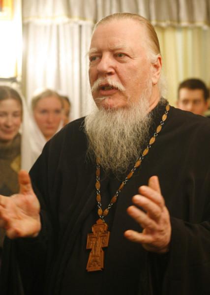 Димитрий Смирнов протоиерей