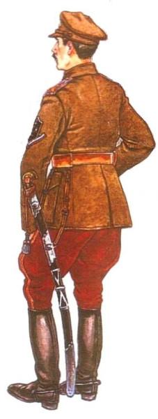 Дроздовцы 1920