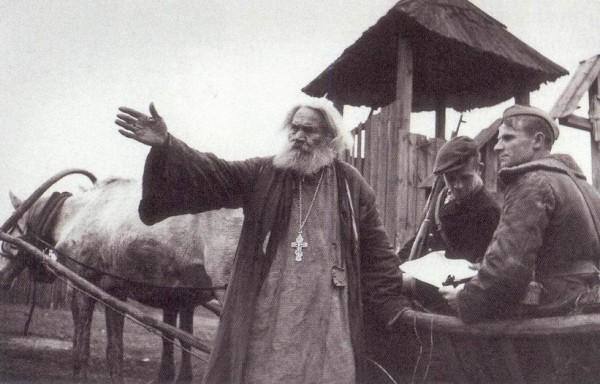 Отец Алекснадр Романушко