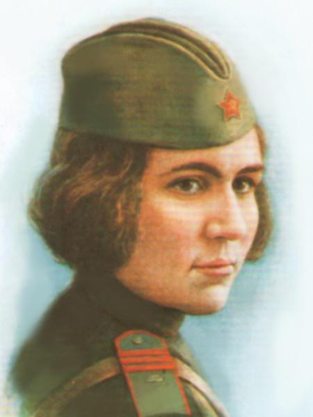 Мария Октябрьская в цвете