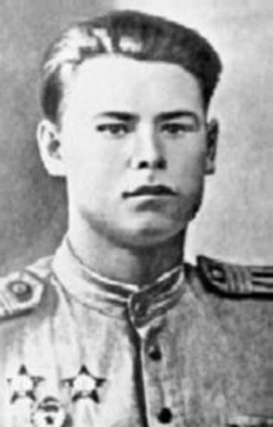 Танкист Александр Милюков