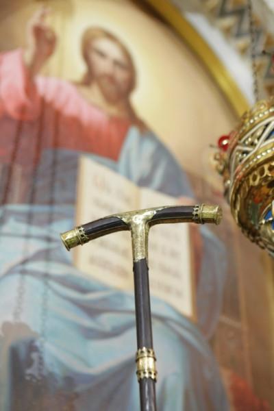 Жезл святителей московских