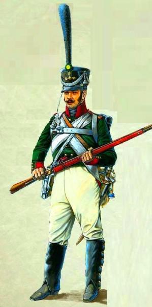 Московский гренадер 1812