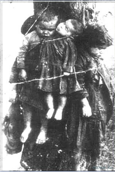 Дети повешенные бандерлогами