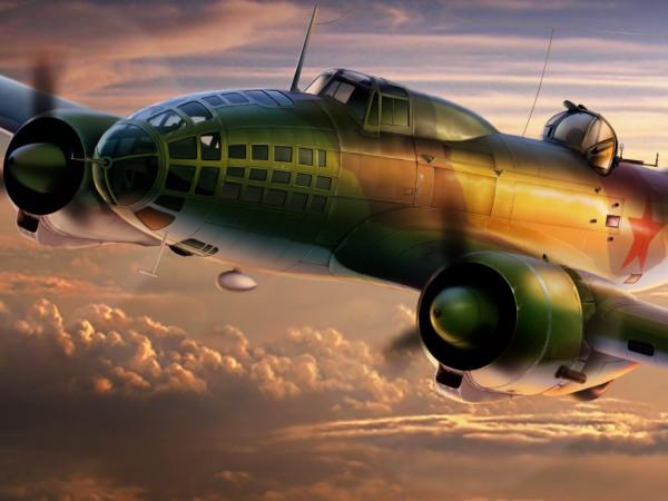 Самолёт ДБ-3ф