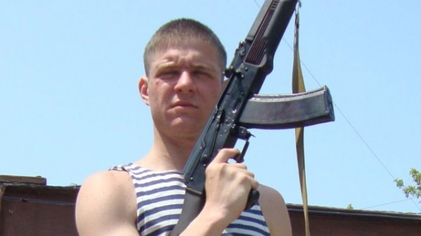 Степан Комаров - убийца