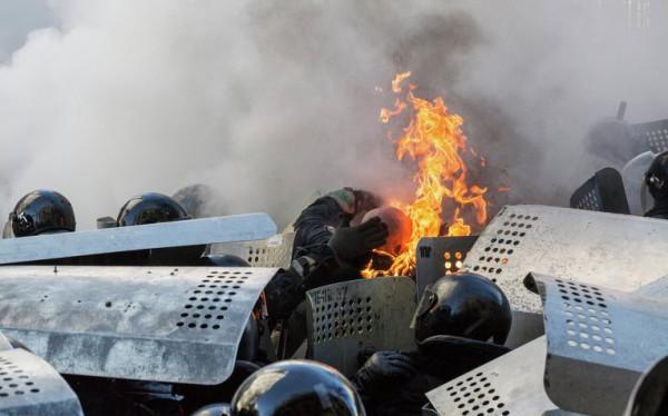 Евромайдан - аутодафе по-бандеровски