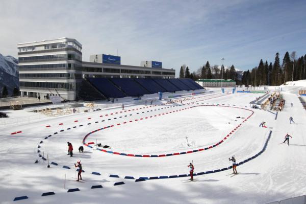 Лыжно-биатлонный комплекс