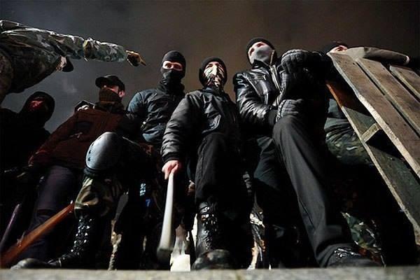 Бандиты правого сектора
