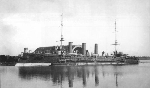 Крейсер Генерал Корнилов