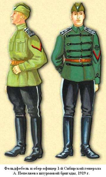 Пепеляевская штурмовая бригада 1919