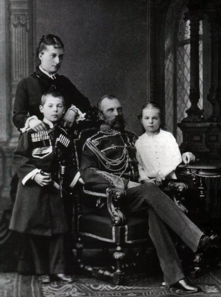 Александр Освободитель и его вторая жена