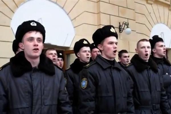 Севастопольские курсанты