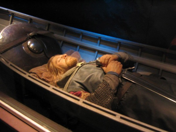 Похороны Боромира
