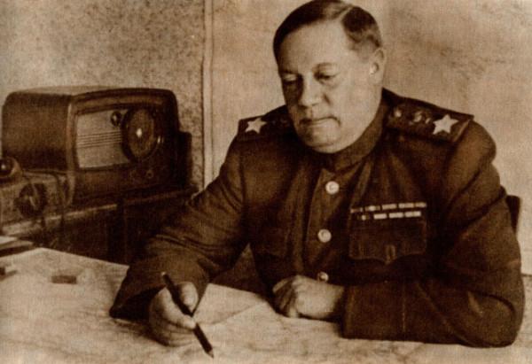 Толбухин в 1944 году