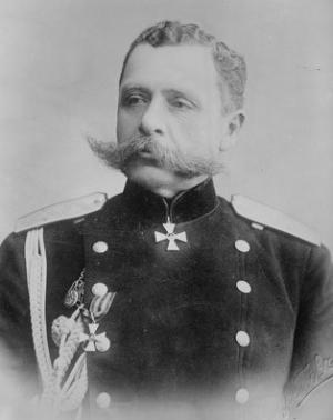 Генерал Ренненкампф