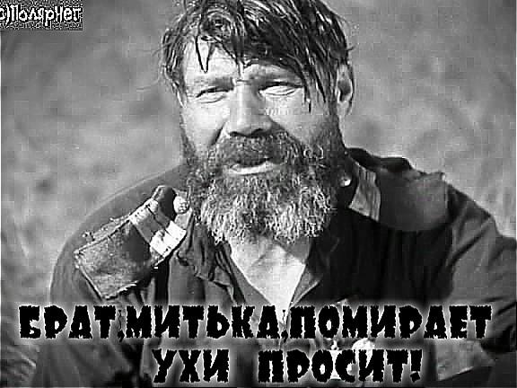 Казак из фильма Чапаев