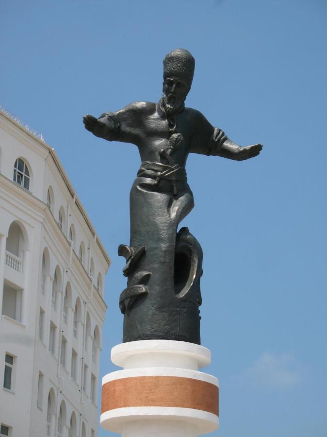 Памятник Сагайдачному в Севастополе