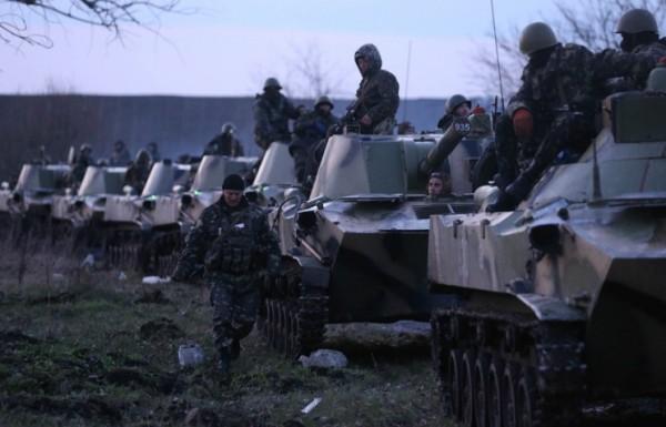 Гитлеровские танки