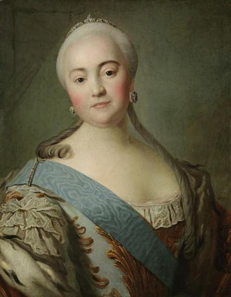 Елизавета - красивая и молодая