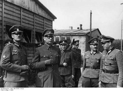 Власов и его офицеры