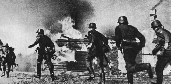 Вторжение Гитлера в Россию
