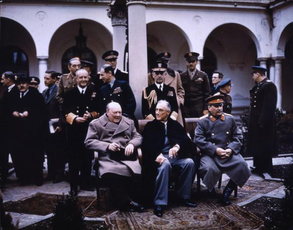 Тегеранская конференция Антигитлеровской коалиции