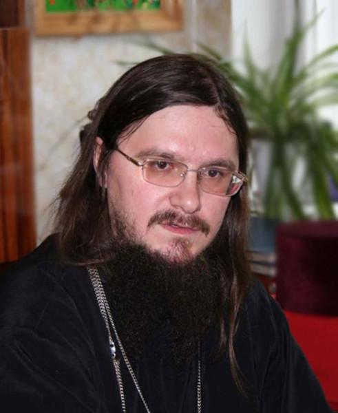 Сысоев Даниил священник