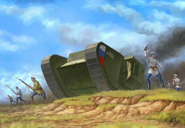 Алексеевцы атакуют