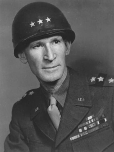 Симпсон - американский генерал