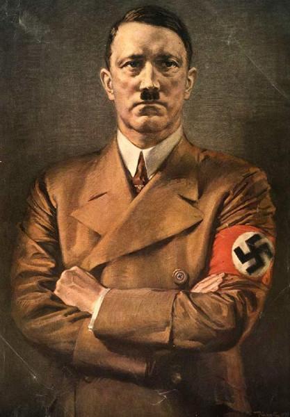 Гитлер в цвете