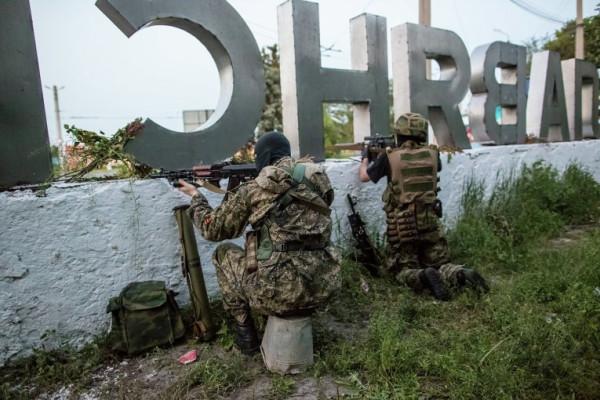Оборона Славянска