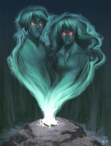 Призраки из крестража
