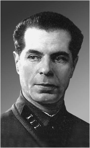 Полковник Медведев в 1942 году