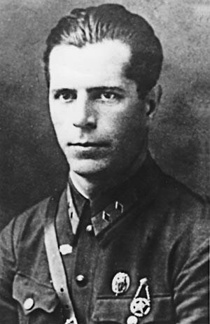 Медведев перед войной