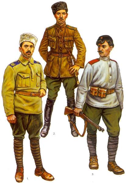 Закавказские националисты в Гражданской войне