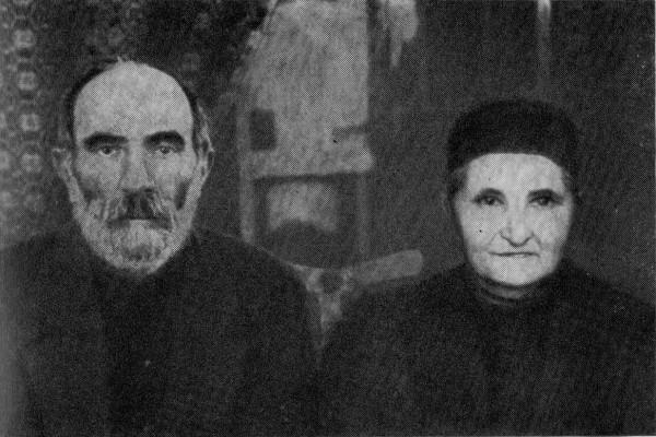 Родители Медведева