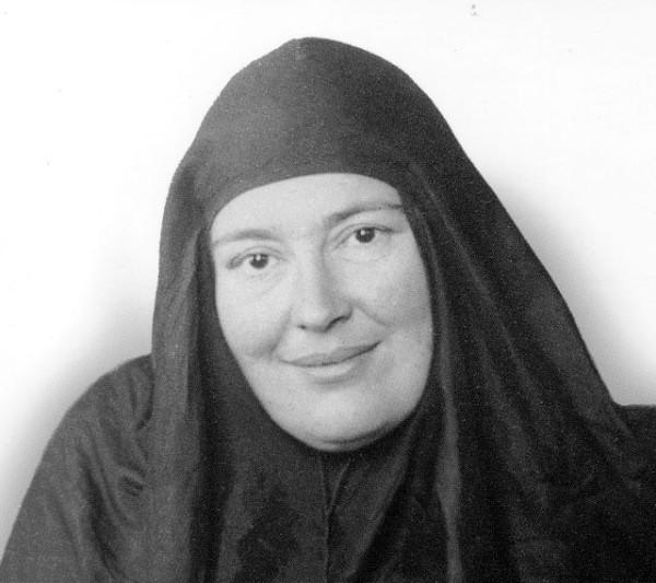 Мать Мария - монахиня