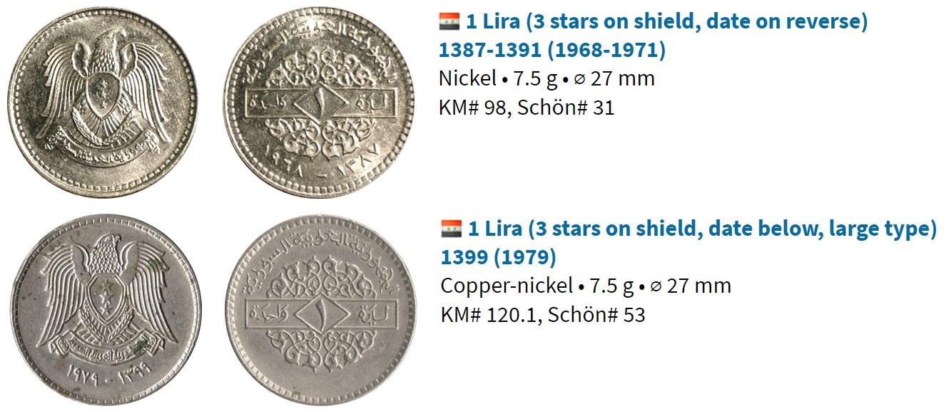 Никель и медно-никелевый сплав - разные материалы для монет