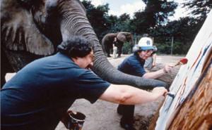 Komar and Melamid_Elephants