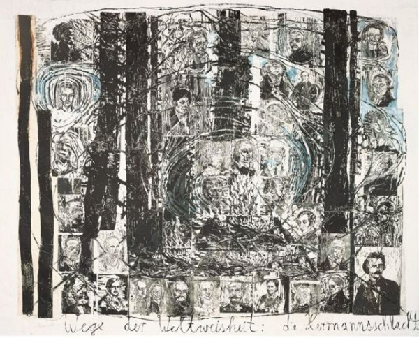 anselm-kiefer-the-paths-of-world-wisdom-hermanns-battle-1980