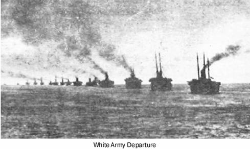 White_army_departure