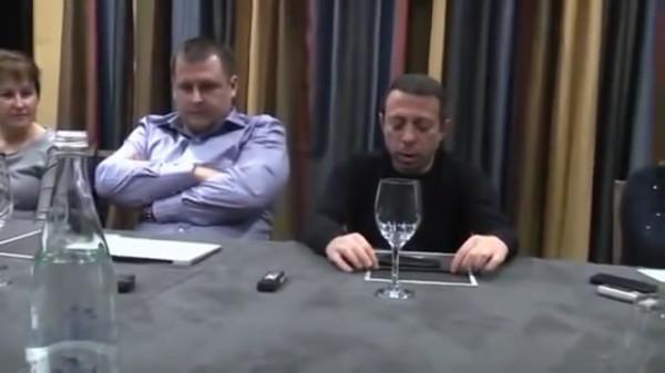 После бегства в Израиль бизнесмены Корбан и Филатов стали чиновниками Днепропетровской ОГА Видео « Киев Еврейский.mp4_snapshot_02.18_[2014.09.16_05.10.01]