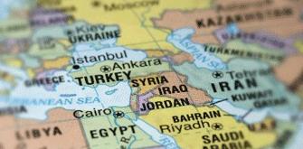 Пылающий Ближний Восток. Михаил Ошеров